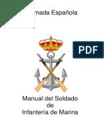 Armada Espac3b1ola Manual Del Soldado de Infanteria de Marina