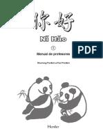 Manual Chino para profesores