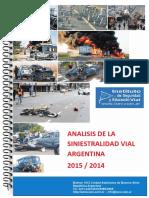 ISEV Siniestralidad Argentina 2015 (b)