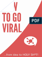 How to Go Viral GUIDE