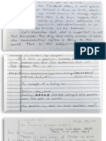 Unabomber Letters - Selection 5
