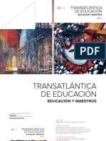 Revista Trasatlantica Maestros
