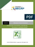 Manual Excel Avanzado-Formularios