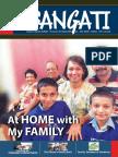 Sangati Jan - March 16. Magazine of the Salesians in Goa.