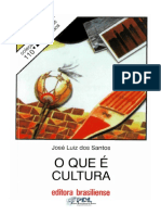 f03_santos- o Que é Cultura