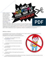 No Violencia y Paz