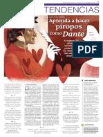 Aprenda a Hacer Piropos Como Dante
