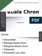 Boala Chron