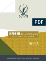 Informe 2015 Resumen Ejecutivo