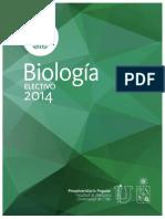 Libro Biología Electivo 2014
