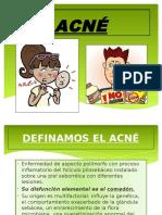 Acne Definicion y Grados