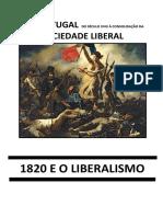 Subtema 2 - 1820 e o Liberalismo - Perguntas (2)