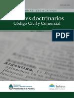 Reformas Legislativas Debates Doctrinarios CCyC A1 N4