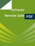 HyTracks Manual Remote Gateway 1.5