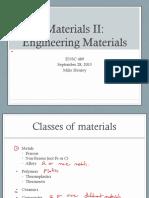 Materials II