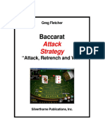 Baccarat Attack Strategy
