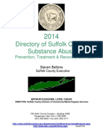Suffolk County Substance Abuse Programs