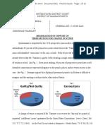 [Doc 981] 1-22-2015 Tsarnaev's Memo in Support of 3rd Motion to Change Venue