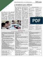 Diário Oficial M. Mirim – Educação - Agosto/2014