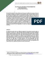 Análisis de Losas de Concreto Por Diferentes Metodologías