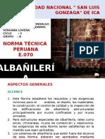 TECNOLOGIA DE LOS MATERIALES-ALBAÑILERIA - PRIMERA PARTE.pptx