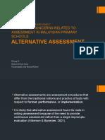 TSL3123 Topic 10 Alternative Assessment