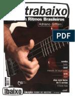 Método de Contra-baixo - Slap Com Ritmos Brasileiros - Adriano Giffoni