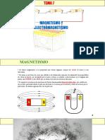 Magnetismo y Electromágnetismo