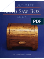 The Ultimate Band Saw Box Book - Donna LaChance Menke