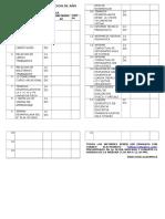 Documentos de Finalizacion de Año 2015 - Secundaria