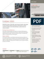 FortiGate-1000D Data Sheet