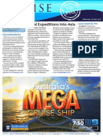 Cruise Weekly for Thu 28 Jan 2016 - Coral Expeditions into Asia, Celebrity Cruises, Princess Cruises, MSC Cruises, NCL, Tauck AMPERSAND much more