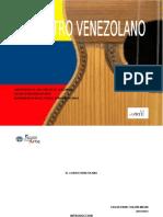 El Cuatro Venezolano FINAL