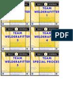 Buku Team Cover