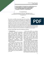 04 Eva Argarini Pratama - Knowledge Management System Dalam Peningkatan Mutu Pemeliharaan Jaringan Distribusi Tenaga Listrik Berbasis Supervisory Control and Data Acquisition