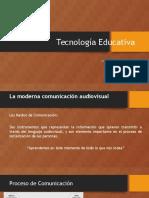 Tecnología Educativa Presentación 3