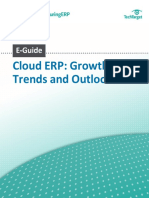 Cloud ERP- Growth, Trends and Outlook