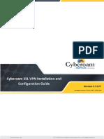 SSL VPN Installation and Configuration Guide