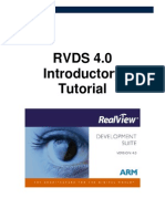 402v02 RVDS 40 Intro Tutorial