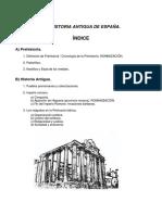 UD 1 - Prehistoria e Historia Antigua
