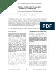 Comparative Study Simulation Softwares