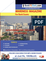Download General Awareness Magazine Vol 18 December 2015 Www.bankpoclerk.com