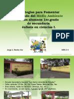 Mebg4.medio ambiente