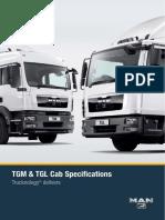 Tgm Tgl Cab Spec