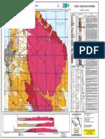 Mapa Geologico La PazSDFSDF