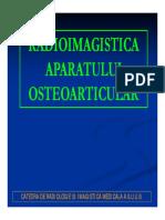 RADIOIMAGISTICAAPARATULUI OSTEOARTICULAR