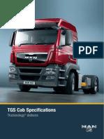 TGS Cab Spec