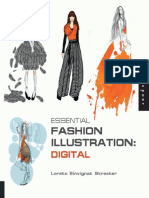 174556806 Essential Fashion Illustration Digital