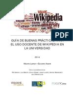 Guia Docente Wikipedia