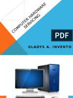 G7- Computer Hardware and Servicing